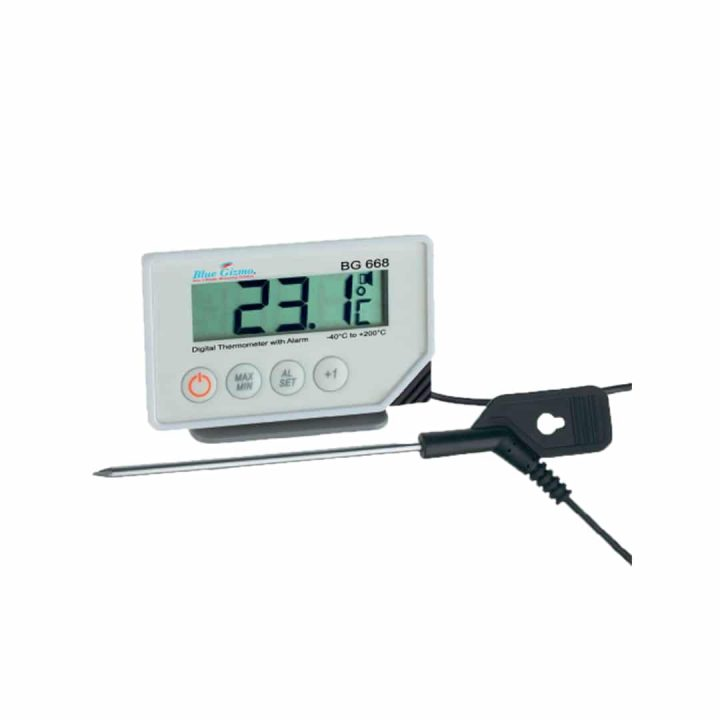 Thermometer With Alarm 16798 BG668