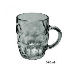 Sheffield® Dimple Beer Mug Glass
