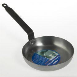Sunnex® Black Iron Omelette Pan
