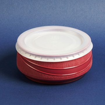 Disposable Lid For Moderne Bowl (#42)