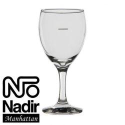 Nadir® Manhattan Stemware And Glassware