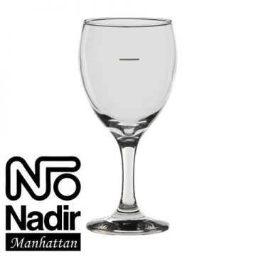 Nadir® Manhattan Stemware And Glassware