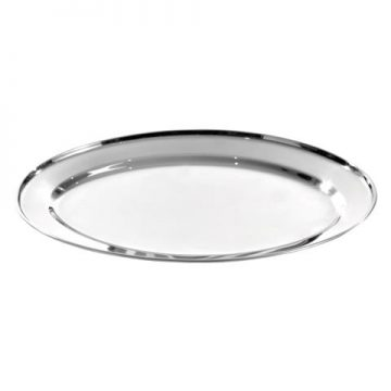Oval Platters Stainless Steel