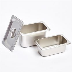Stainless Steel Steam Pans