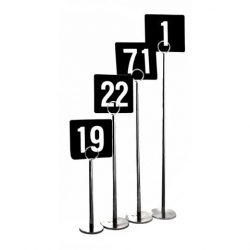 Table Numbers and Stands
