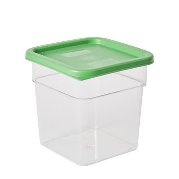 Food Square Storage Containers Polycarbonate