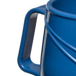 KH Moderne Insulated Double Handle Mug Blue