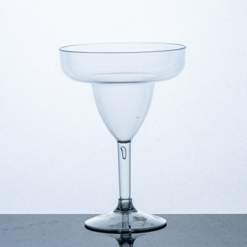 Plastic Margarita Glass