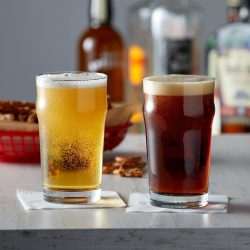 Nonic Beer Glass
