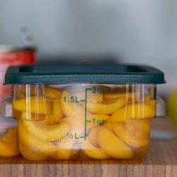KH Square Storage Food Containers 1.9lt Lifestyle