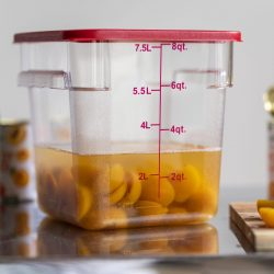 KH Square Storage Food Containers 7.6lt