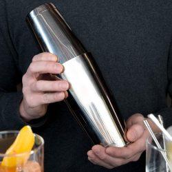 Bartender Shaker Stainless Steel