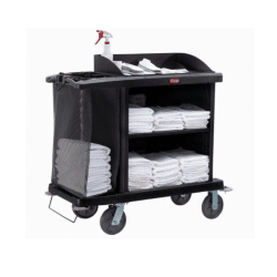 TRUST® Commercial Grandmaid Cleaning Cart
